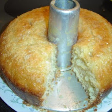 Cindy's Coconut Pound Cake