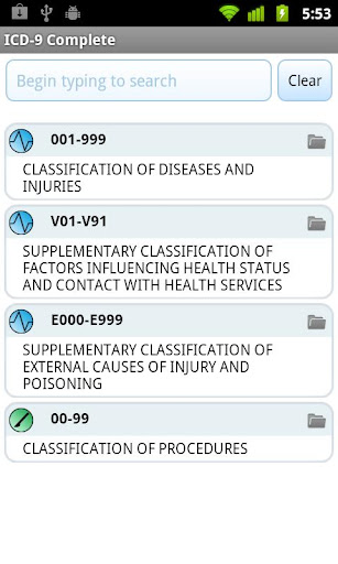 ICD-9 Free