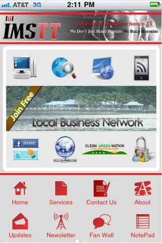 Internet Marketing Services TT