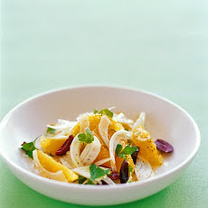 Fennel, Orange, and Parsley Salad