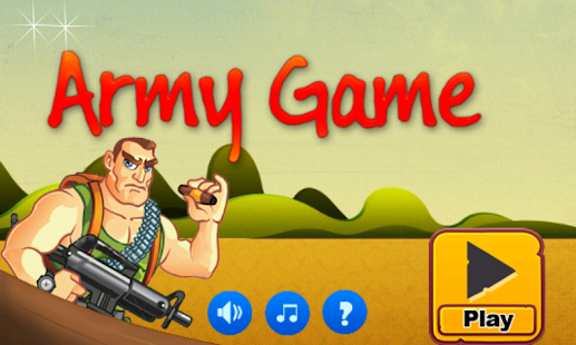 Soldier Game - military games - screenshot