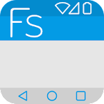 Flat Style Colored Bars APK