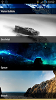 Screenshot of Retina Wallpapers HD