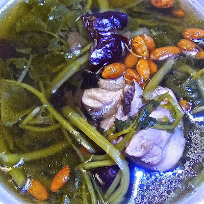 Watercress Soup (Sai Yeung Choy Tong)