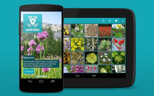 IKnow Medicinal Plants 2 PRO - screenshot