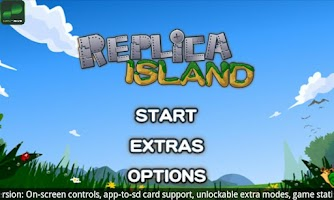 Screenshot of Replica Island + 40 Games