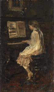 RIJKS: Jacob Maris: painting 1879