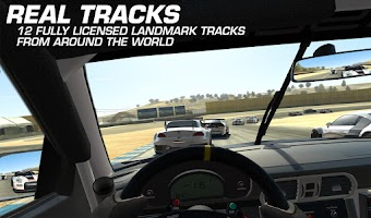 Screenshot of Real Racing 3