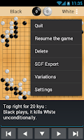 Screenshot of Agora Go - Weiqi, Igo, Baduk