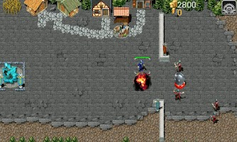 Screenshot of Domination lite RTS