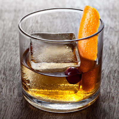 Añejo Old Fashioned