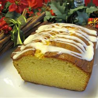 Eggnog Quick Bread