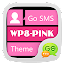 App GO SMS Pro WP8 PinK ThemeEX APK for Windows Phone