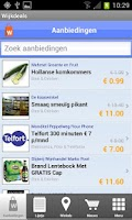 Screenshot of Wijkdeals