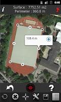 Screenshot of A2 - Area Measurement