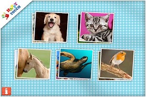 Screenshot of FREE Photo Puzzle App for Kids
