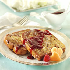 Enlightened French Toast