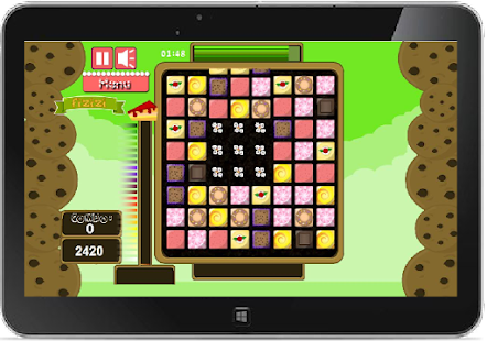Cake Break - Match 3 games - screenshot