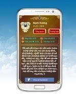 Screenshot of Bi mat 12 Cung hoàng đạo 2014