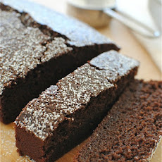Spicy Mocha Pound Cake