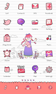 BiBi icon theme - screenshot