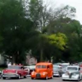 line up by Elizabeth Oliver - Transportation Automobiles