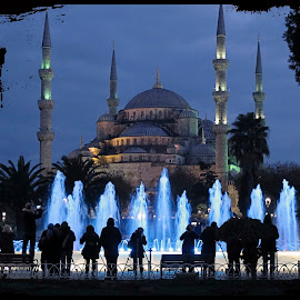 Istanbul by Francesca Riggio - Buildings & Architecture Statues & Monuments ( water, fountain, turkey, istanbul, museum )