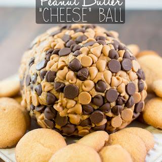 Peanut Butter Cheese Ball Recipes