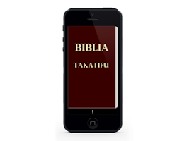Screenshot of Swahili Bible