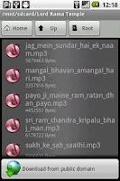 Screenshot of Shri Ram Temple