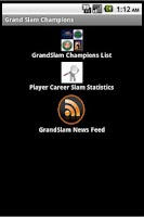 Screenshot of Grand Slam Champions
