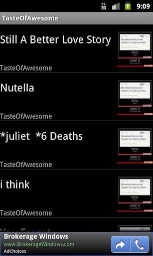 TasteOfAwesome