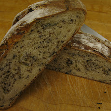 Wild Rice & Green Onion Bread