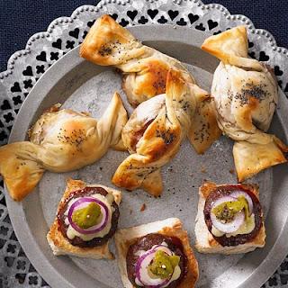 Cranberry Brie Appetizer Recipes
