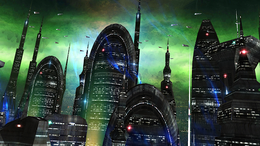 Space Colony - screenshot