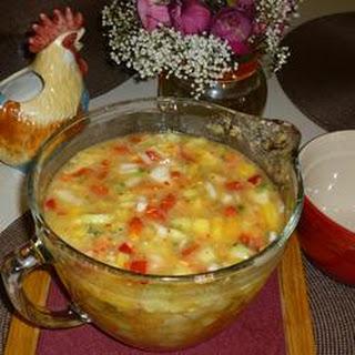 Pineapple Gazpacho Soup Recipes