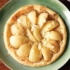 Ready-to-Bake Pear-Almond Tart