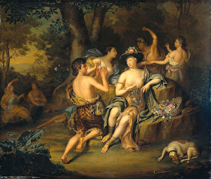 RIJKS: Hieronymus van der Mij: painting 1735