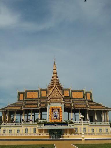 Phnom Penh - Royal Palace - Ch