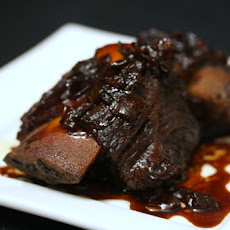 Stout-Braised Short Ribs with Soy and Honey