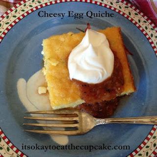 Egg Croissant Quiche Recipes