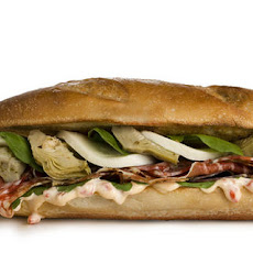 Italian Deli Blowout Sandwich Recipe