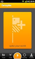 Screenshot of Geospike –Travel Journal