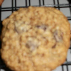Heavenly Oatmeal Raisin Cookies
