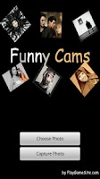 Screenshot of Funny Camera