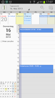 Screenshot of Personal Calendar Free