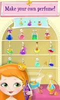 Screenshot of Enchanted Spa Salon