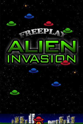 FreePlay Alien Invasion