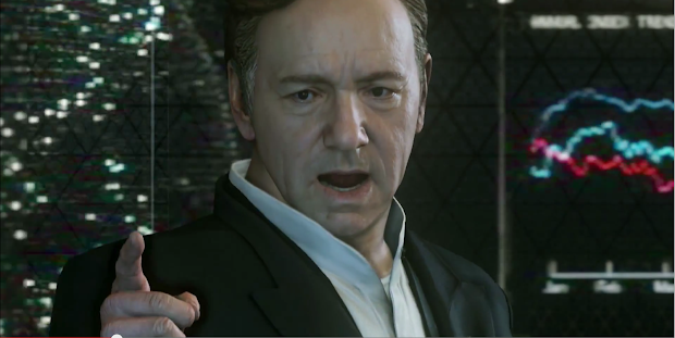 Has Call Of Duty finally run out of steam?
