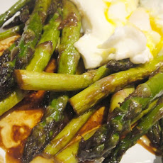 Cook the Book: Asparagus with Butter and Soy